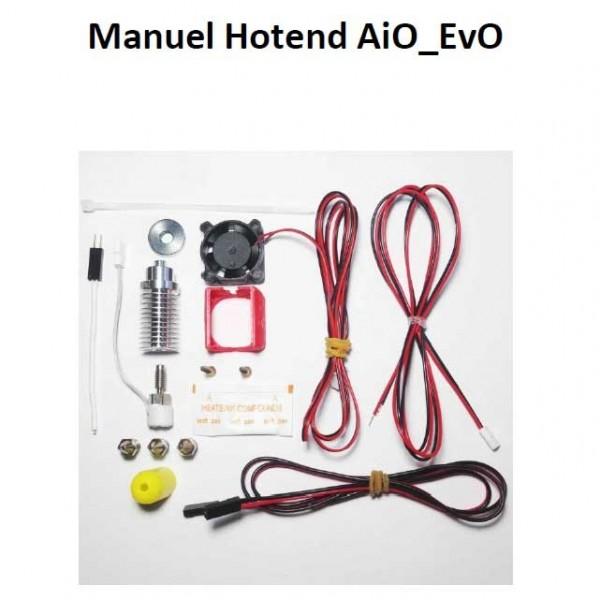 Manuel Hotend AiO_EvO