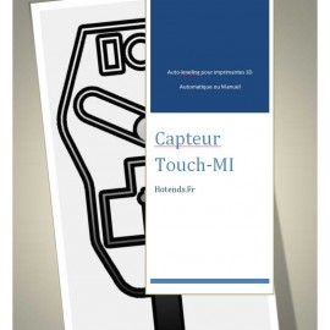 """Manuel Capteur """"Touch_MI"""""""