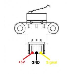 Endstop / Capteur filament