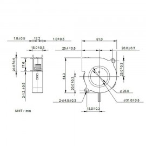 Turbine 5015